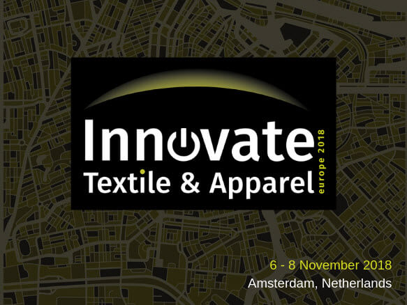 Innovate Textile & Apparel Europe 2018