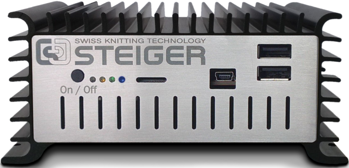 Flat Knitting Technology From Steiger